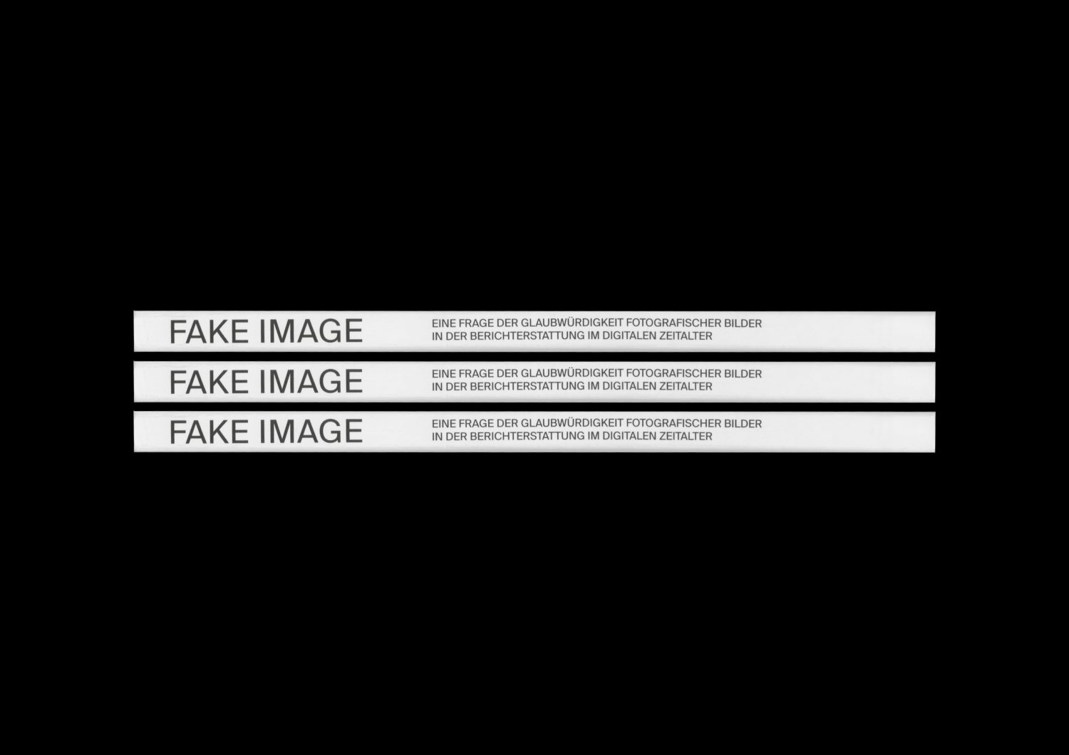 Fake Image Call for Creatives