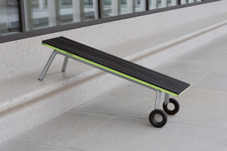 MOB-001 Mobile Street Furniture