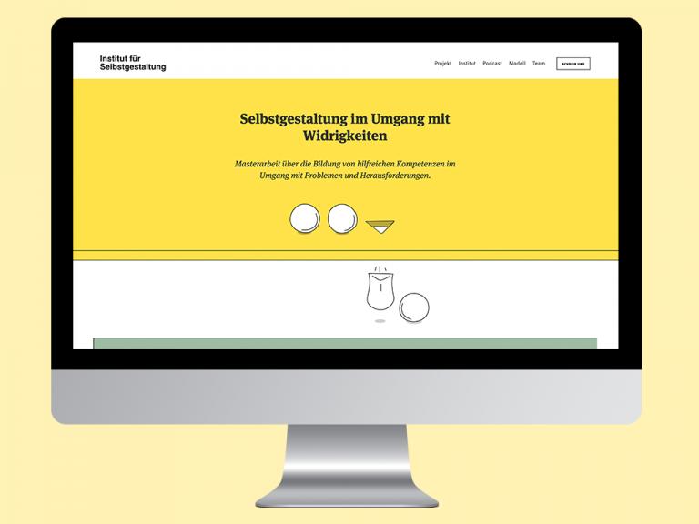 Selbstgestaltung – Kompetenztraining für Gestalter:innen