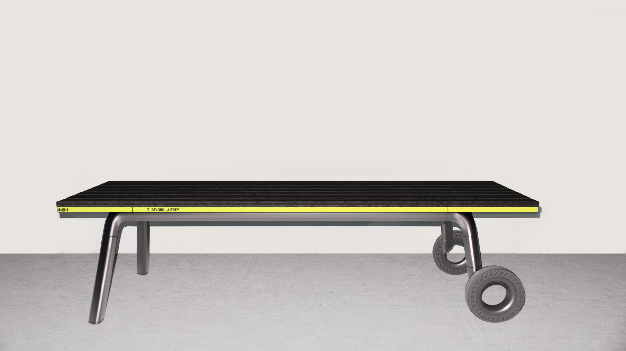MOB-001 Mobile Street Furniture Max Hausmann Call for Creatives