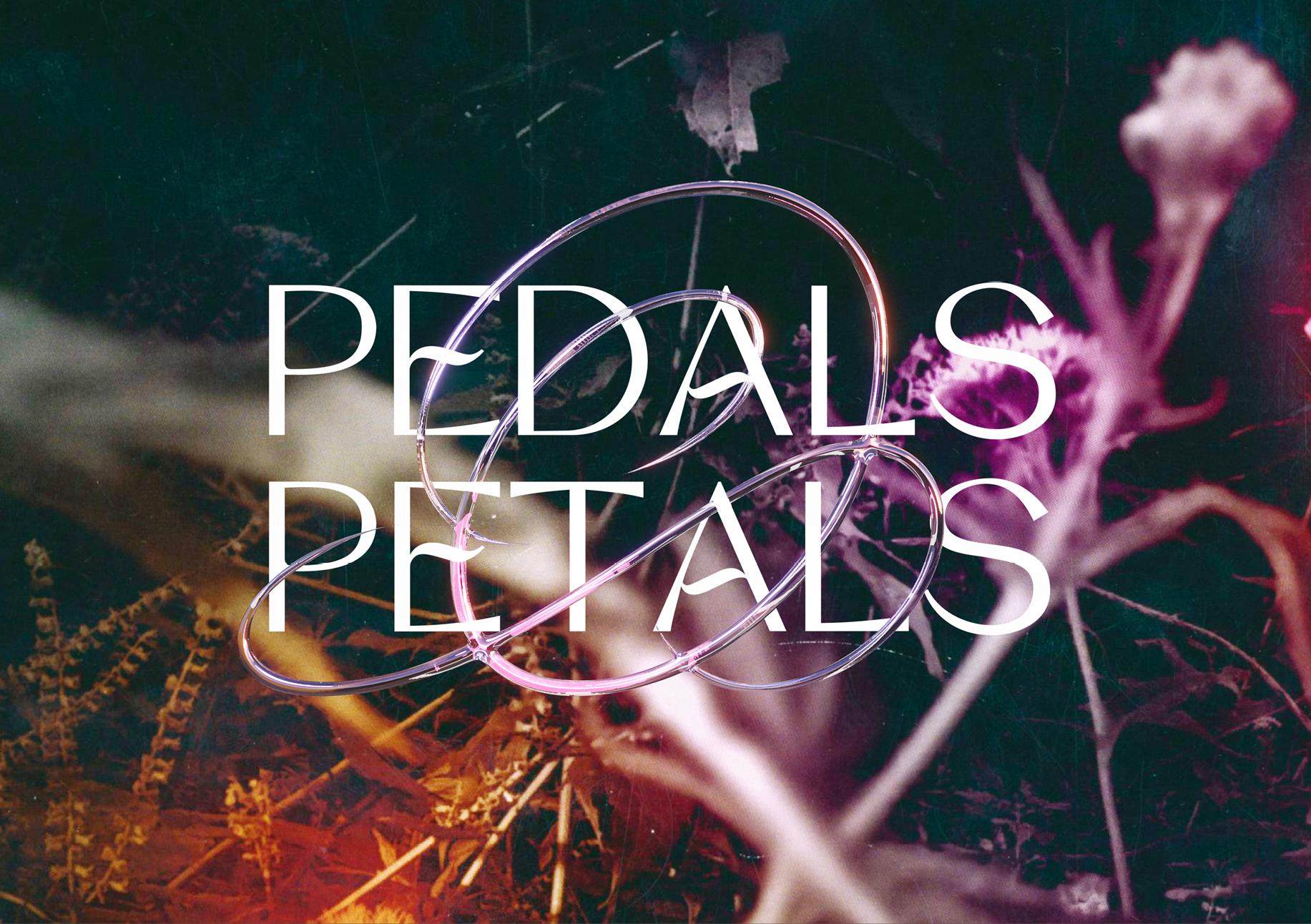 Pedals & Petals Lukas Röber Call for Creatives