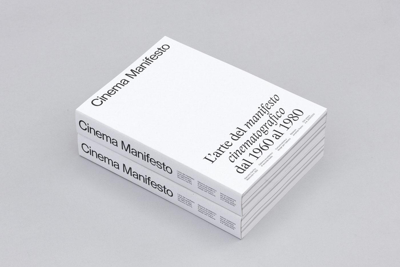 Cinema Manifesto Giacomo Dal Prà Call for Creatives