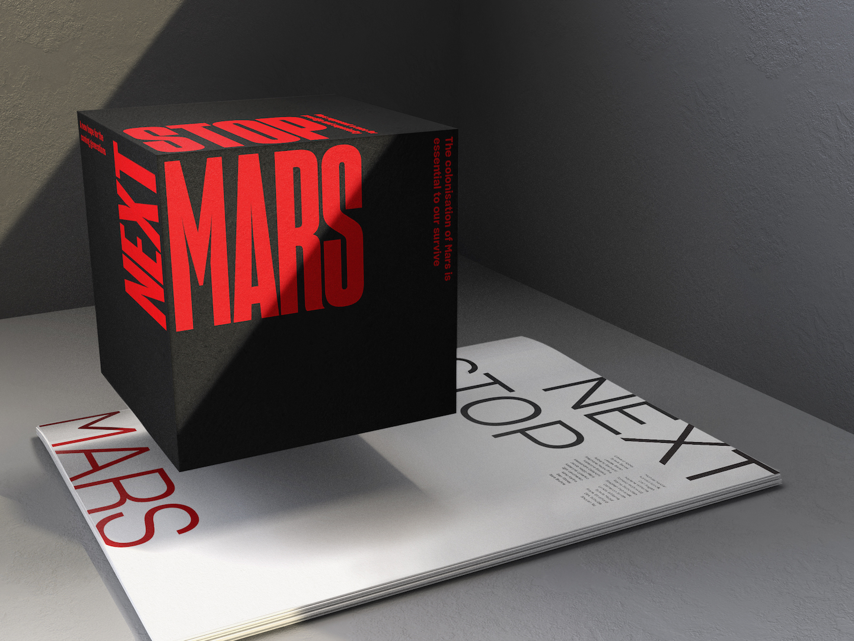 Next Stop Mars Alex Darbyshire Call for Creatives
