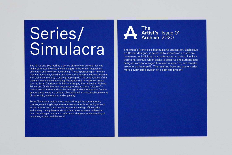 Series/Simulacra